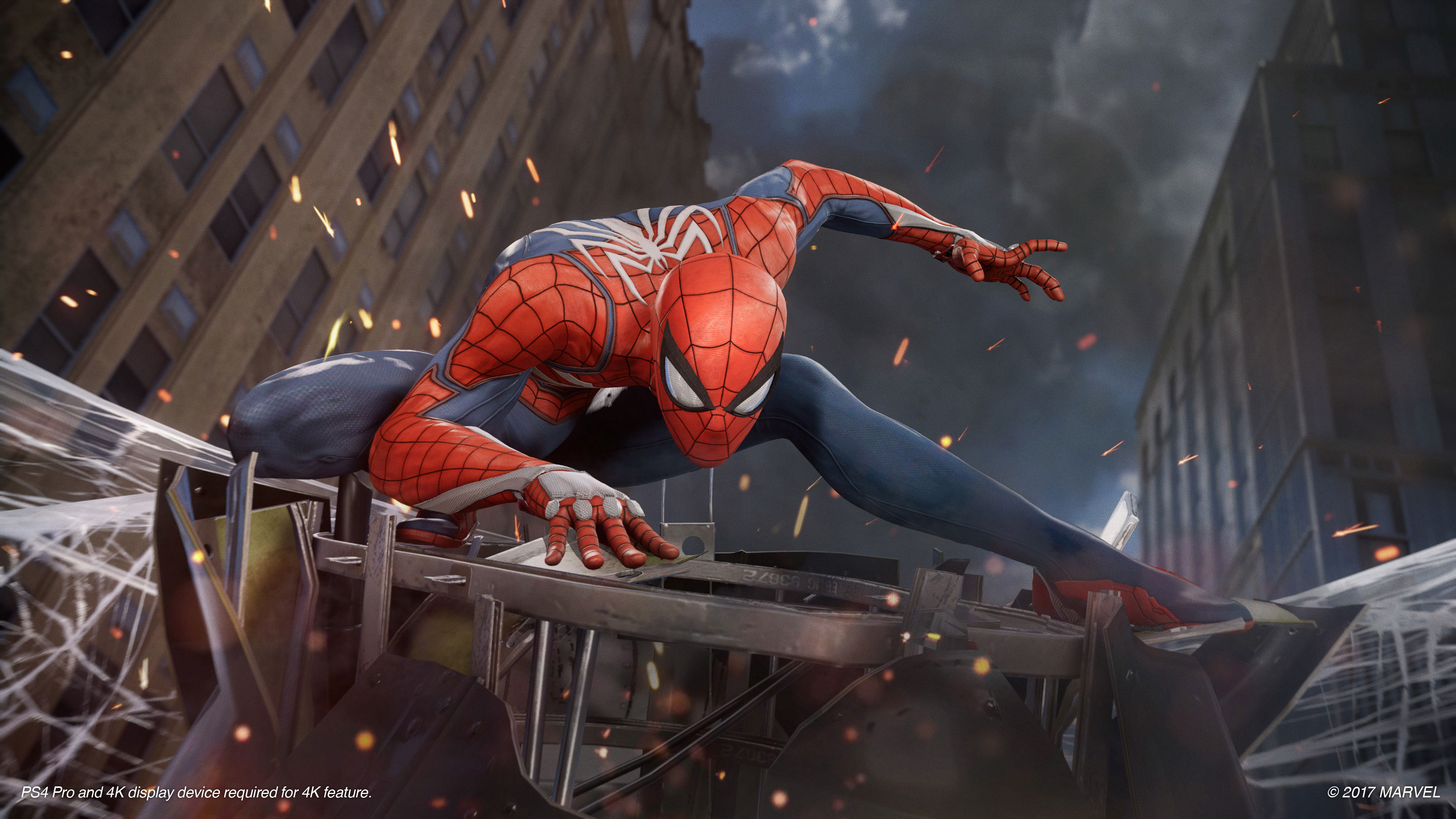 Media asset (photo, screenshot, or image in full size) related to contents posted at 3dfxzone.it | Image Name: 3D-Analyze-Hero-From-Spider-Man_PS4_E3_2017_Hero.jpg