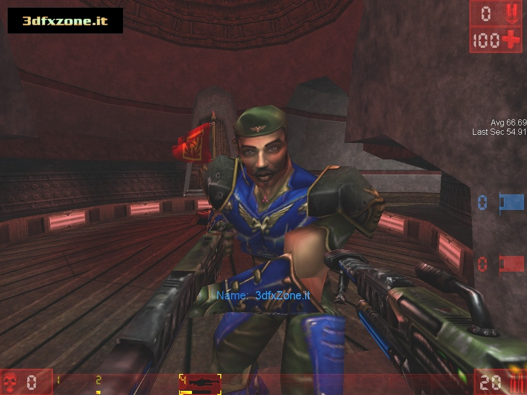 Media asset (photo, screenshot, or image in full size) related to contents posted at 3dfxzone.it | Image Name: bestsettings_Voodoo2-SLI-Unreal-Tournament-1024x768-High-Graphics-Settings.jpg