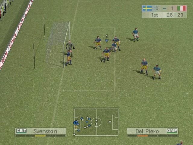 Pro Evolution Soccer 4 Demo on V3 3000 - 3dfxzone it